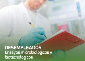 Ensayos microbiológicos y biotecnológico