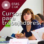 Cursos gratuitos para trabajadores de Castilla – La Mancha