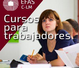 Cursos gratuitos para trabajadores de Castilla-La Mancha