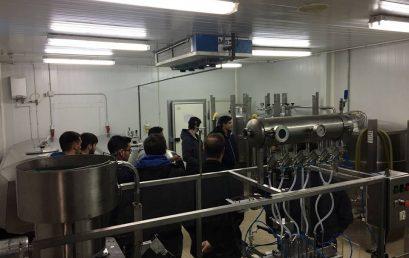 Visita de estudios a Cerveza Salvaje