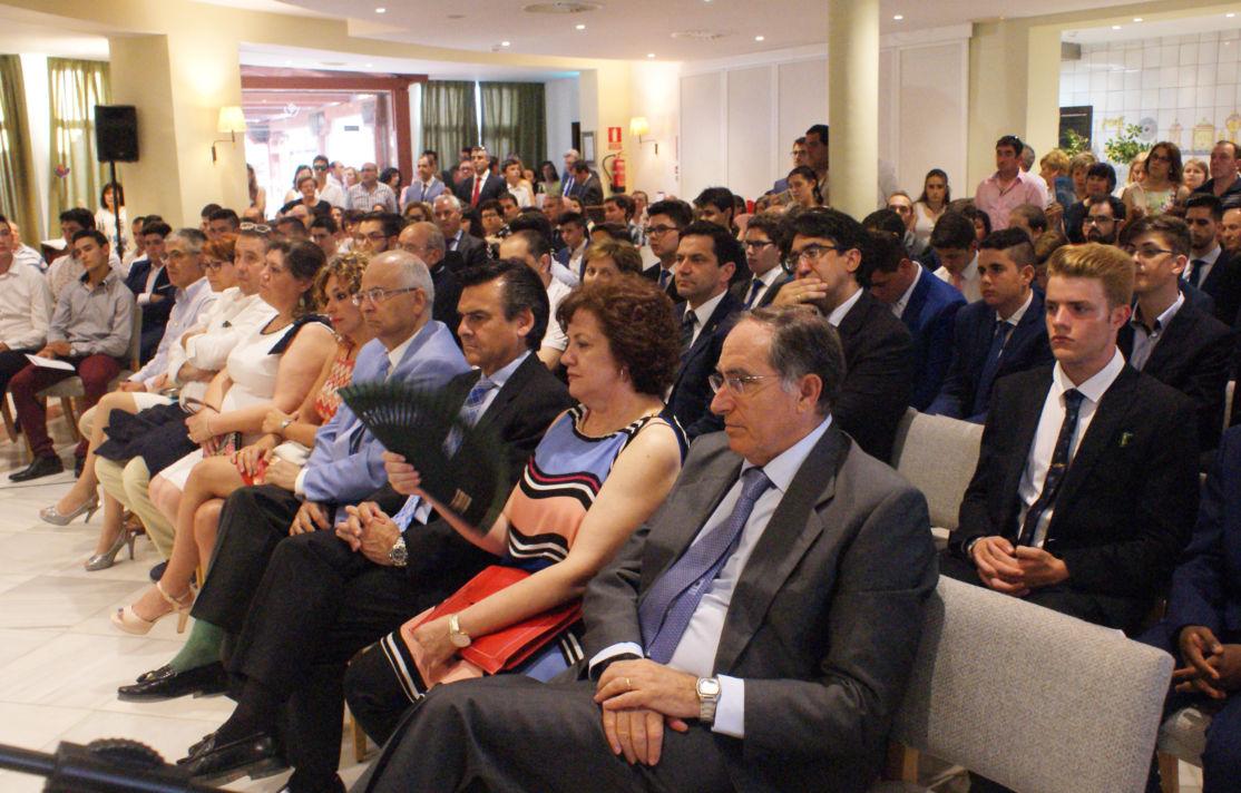Más de 300 alumnos se gradúan en EFA Moratalaz