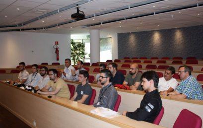 INDRA contratará al 90% de los alumnos en prácticas enviados por EFA Moratalaz
