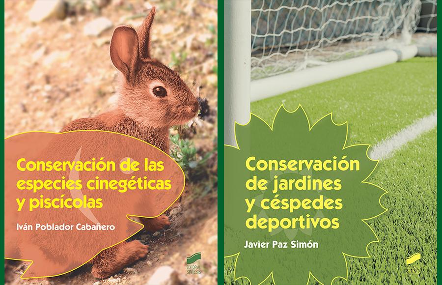 Dos profesores del Centro de Formación Profesional EFA Oretana, publican nuevos libros