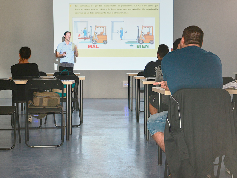 Formación para empresas: trabajadores cualificados y profesionalización