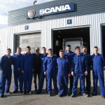 Scania apuesta por la formación de los jóvenes de Manzanares
