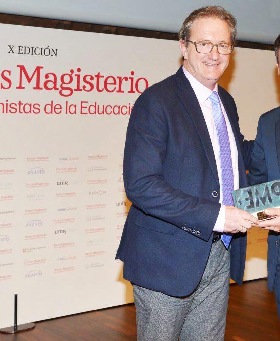 Magisnet premia la labor de las EFAS