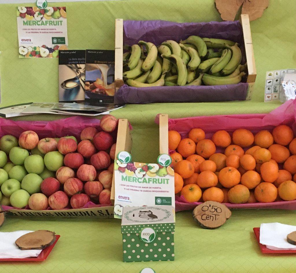 Mercafruit y Ecoclean en EFA Valdemilanos.