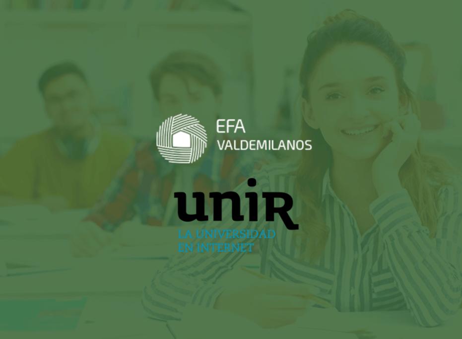 acuerdo de colaboración con UNIR