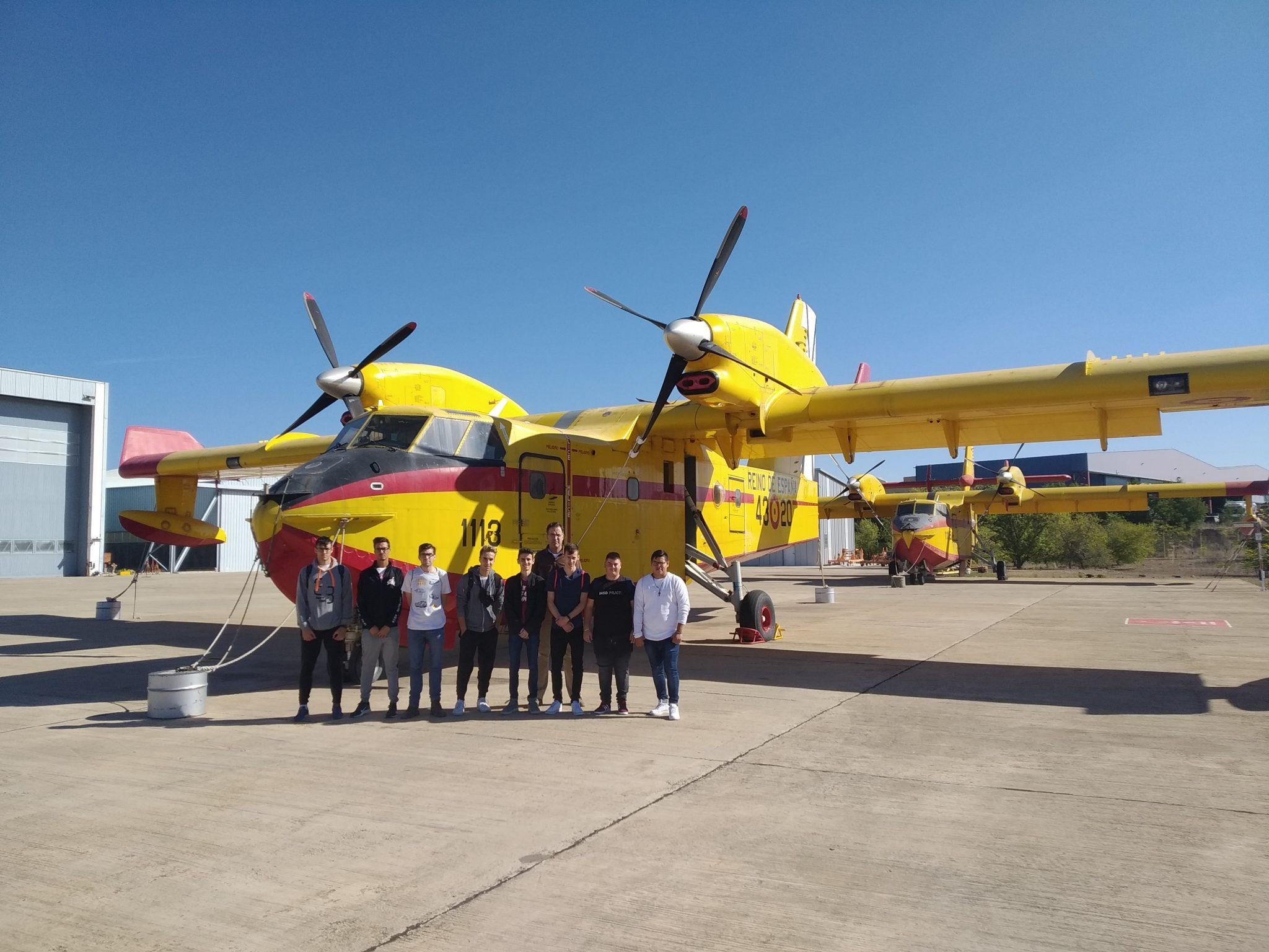 Maestranza de Albacete: visita de estudios