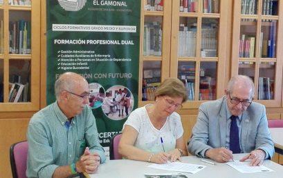 Convenio Efa El Gamonal y Asociación Española contra el cáncer