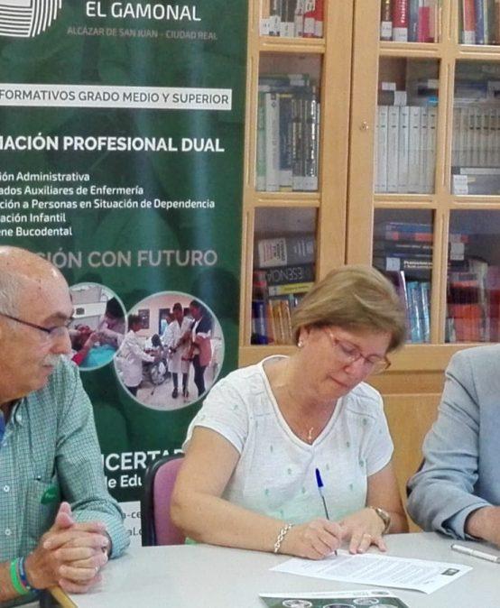 Inicio Formación Profesional Dual En Efas Educación De
