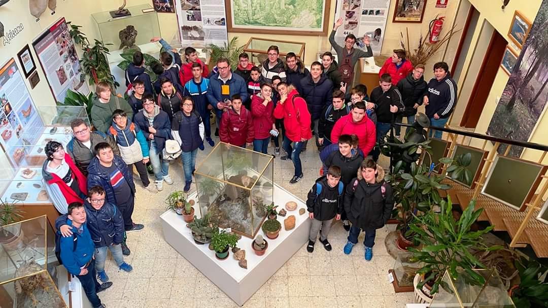 Los alumnos de 1º y 2º ESO de Efa Moratalaz visitan Viso del Marqués y Plaza de Toros de las Virtudes