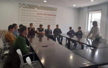 GM Gestión Administrativa en Centro de Empresas de Alcázar