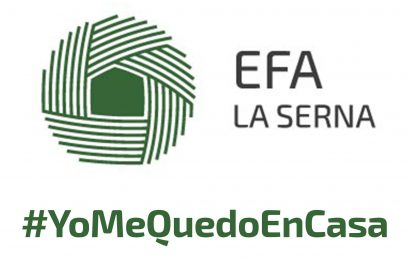 #YoMeQuedoEnCasa – EFA La Serna