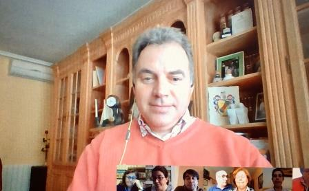 Reunión de directores de las EFAS Castilla-La Mancha y Madrid