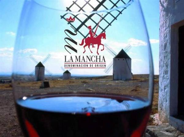 La Mancha y el vino