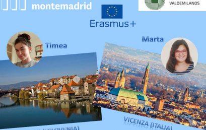 ERASMUS+   Verano 2020   Fundación Montemadrid