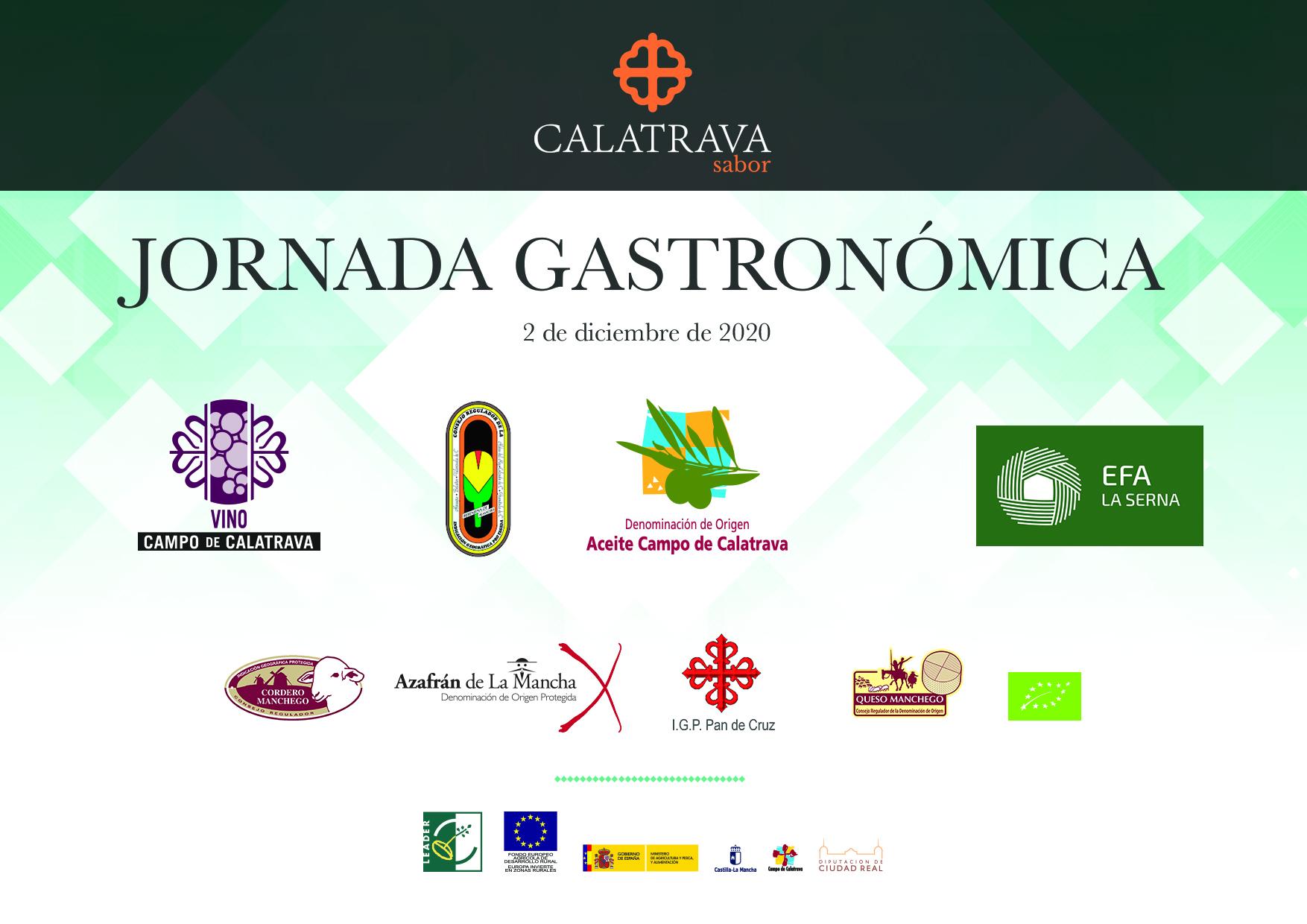 JORNADAS GASTRONÓMICAS CALATRAVA SABOR'20