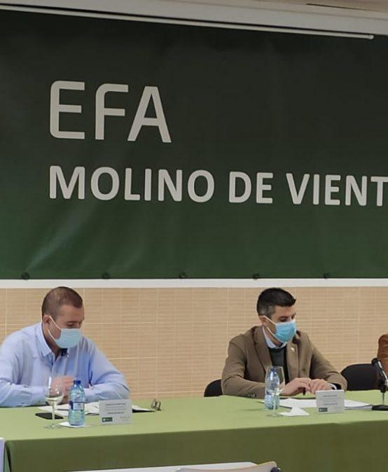 DUALIZA BANKIA, EFA MOLINO DE VIENTO Y EL OLIVAR.