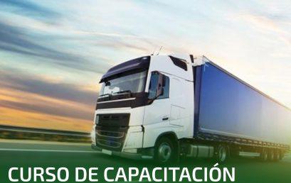 CURSO DE CAPACITACIÓN DE TRANSPORTISTA (ONLINE)