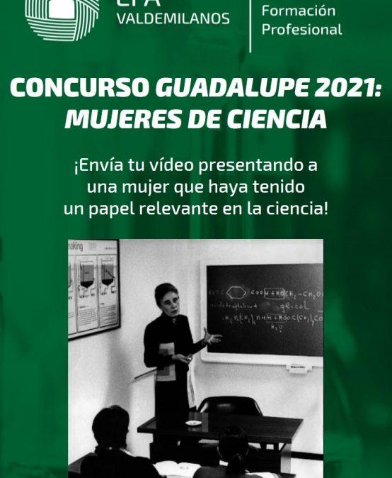Concurso Guadalupe 2021 PREMIADOS
